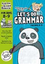 Let's do Grammar 8-9