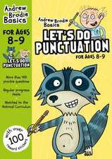 Let's do Punctuation 8-9