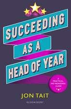 Succeeding as a Head of Year