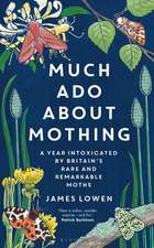 Much ADO about Mothing: A Year Intoxicated by Britain's Rare and Remarkable Moths