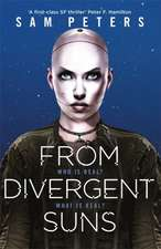 From Divergent Suns: Book 3