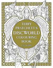 Terry Pratchett's Discworld Colouring Book