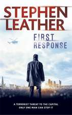 Leather, S: First Response