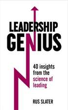 Leadership Genius