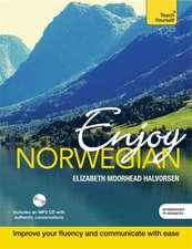 Enjoy Norwegian:  Teach Yourself