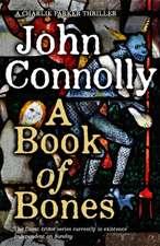 A Book of Bones: A Charlie Parker Thriller
