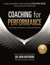 Coaching for Performance Fifth Edition