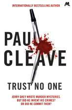 Cleave, P: Trust No One