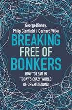 Breaking Free of Bonkers