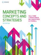 MARKETING CONCEPTS STRATEGIES 8E