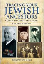 Tracing Your Jewish Ancestors