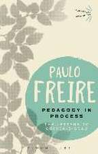 Pedagogy in Process: The Letters to Guinea-Bissau
