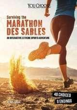 SURVIVING THE MARATHON DES SABLES RUN AN