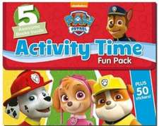 Paw Patrol Carry Along Storybook Box - Heroic Stories