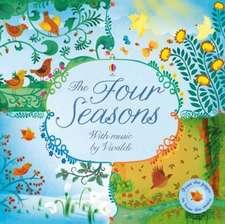 THE SEASONS MUSICAL BOOK