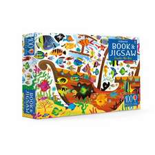 Usborne Jigsaw with a Book: Under the Sea