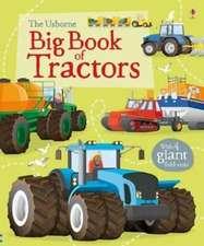 Gillespie, L: Big Book of Tractors