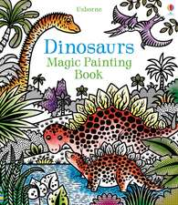 Bowman, L: Dinosaurs Magic Painting Book