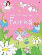 First Colouring Book Fairies