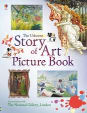 Courtauld, S: Story of Art Picture Book