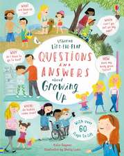 LTF QUESTIONS ANSWERS ABOUT GROWING UP