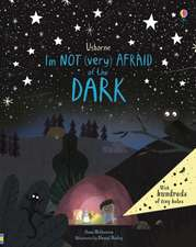 I'm Not (Very) Afraid of the Dark