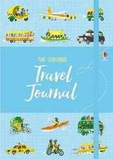 Hall, R: The Usborne Travel Journal