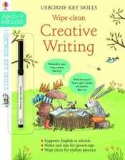 KS WIPE CLEAN CREATIVE WRITING 8 9