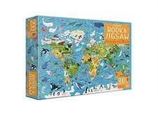 Smith, S: Animals of the World Book and Jigsaw