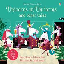 Punter, R: Unicorns in Uniforms and Other Tales + CD