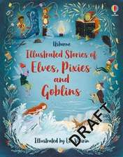ILLUSTRATED STORIES OF ELVES PIXIES AND