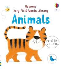 VF WORDS LIBRARY ANIMALS