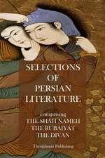 Selections of Persian Literature