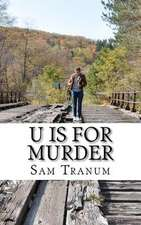 U Is for Murder