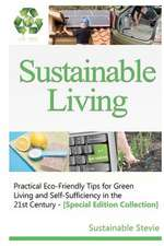 Sustainable Living -