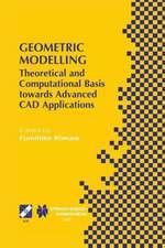 Geometric Modelling: Theoretical and Computational Basis towards Advanced CAD Applications. IFIP TC5/WG5.2 Sixth International Workshop on Geometric Modelling December 7–9, 1998, Tokyo, Japan