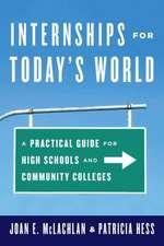 Internships for Today's World