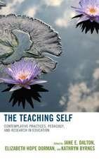 TEACHING SELF CONTEMPLATIVE PPB