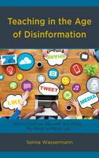 TEACHING IN THE AGE OF DISINFOCB