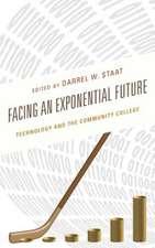 Facing an Exponential Future