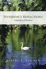 Yesterday's Reflections