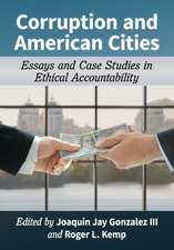 Corruption and American Cities