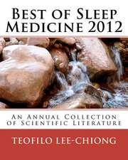 Best of Sleep Medicine 2012