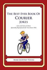 The Best Ever Book of Courier Jokes