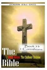 The Bible Douay-Rheims, the Challoner Revision- Book 53 1 Corinthians