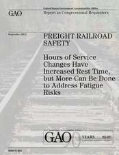 Freight Railroad Safety