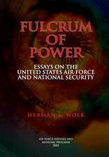 Fulcrum of Power