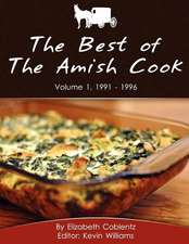 The Best of the Amish Cook