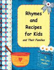 Rhymes and Recipes for Kids and Their Families:  Building Motivation from Relapse