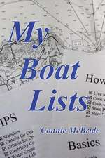 My Boat Lists